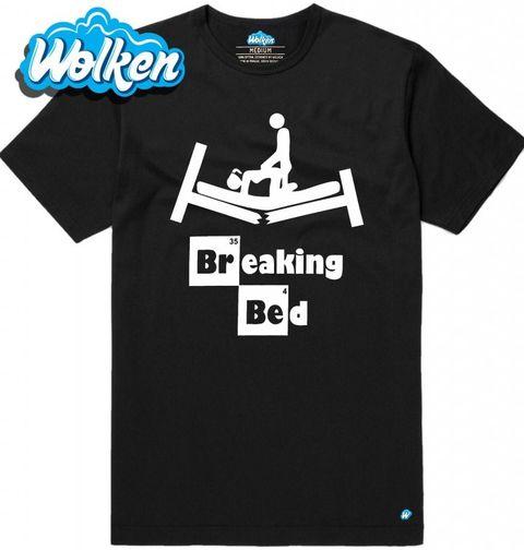 Obrázek produktu Pánské tričko Breaking Bed