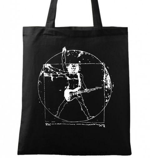 Obrázek produktu Bavlněná taška Vitruviánský kytarista
