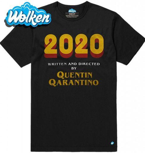 Obrázek produktu Pánské tričko 2020 Was Directed By Tarantino