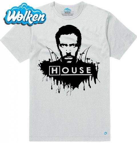 Obrázek produktu Pánské tričko Dr.House Classic