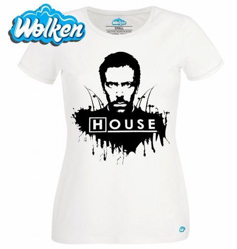 Obrázek produktu Dámské tričko Dr.House Classic