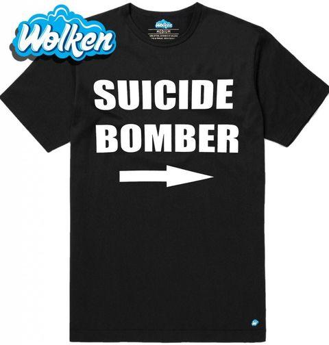 Obrázek produktu Pánské tričko Sebevražedný zabiják Suicide Bomber⇨