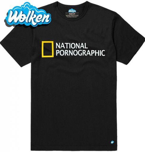 Obrázek produktu Pánské tričko National Pornographic