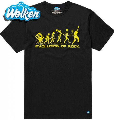 Obrázek produktu Pánské tričko Evoluce Rock 'n' Rollu