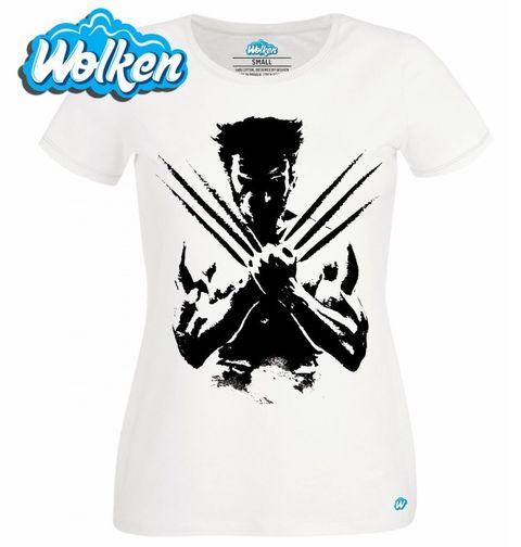 "Obrázek produktu Dámské tričko X-men Wolverine ""Zbraň X"""