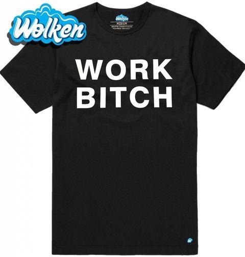 Obrázek produktu Pánské tričko Work Bitch