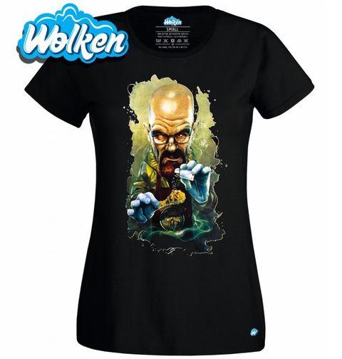 Obrázek produktu Dámské tričko Breaking Bad Cheff Heisenberg