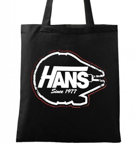 Obrázek produktu Bavlněná taška Hans Vans Star Wars
