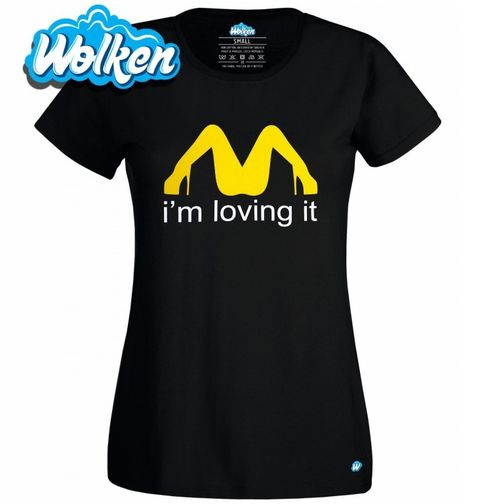 Obrázek produktu Dámské tričko I'm Loving It