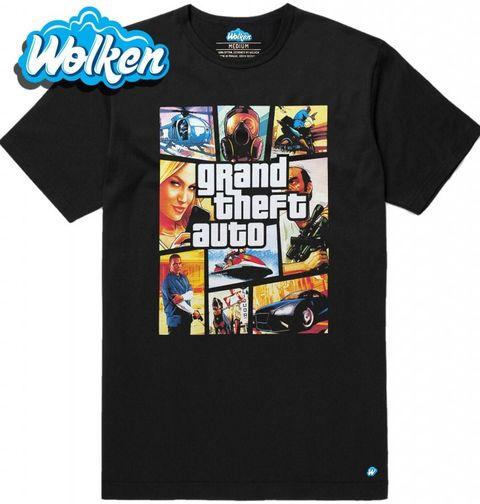 Obrázek produktu Pánské tričko Grand Theft Auto