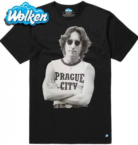 Obrázek produktu Pánské tričko John Lenon Prague City