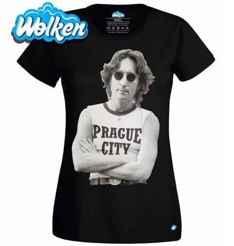 Obrázek produktu Dámské tričko John Lenon Prague City