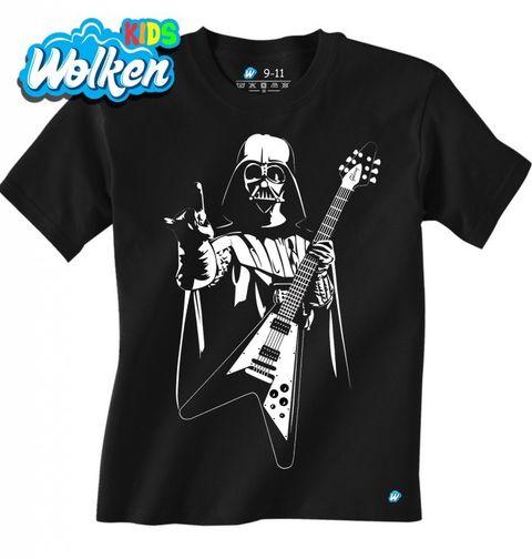 Obrázek produktu Dětské tričko Star Wars Heavy metal Darth Vader